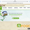 ReBox, la doggy bag benefica
