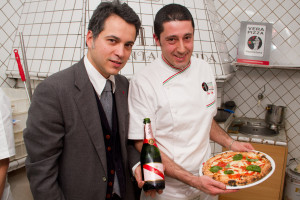 Ciro Salvo - Pizza+GH Mumm