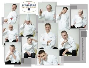 composizione 11 chefs SPST 2014
