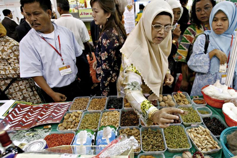 MALAYSIA-ISLAM-FOOD-HALAL-CHINA