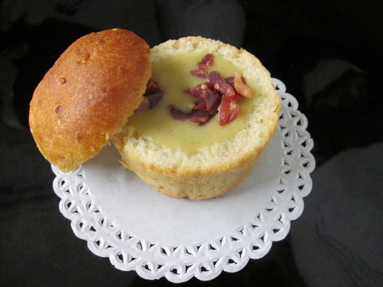 Entree di pane Da Nando