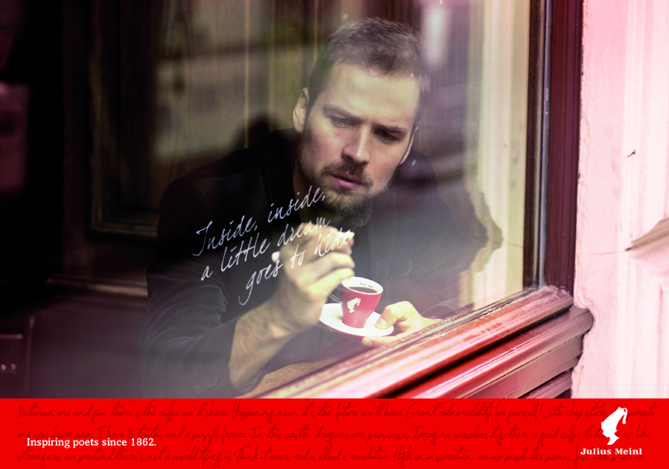 Julius meinl window poet