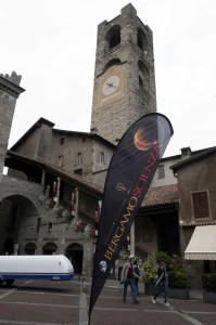BergamoScienza - piazza vecchia