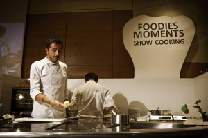 Foodies moments